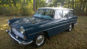 1968 Austin Cambridge Countryman Very rare car