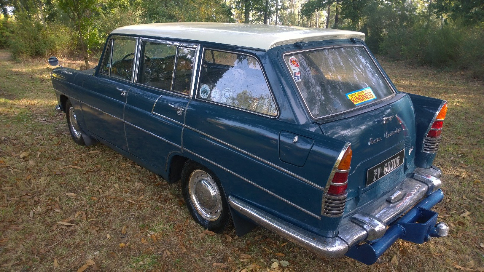 1968 Austin Cambridge Countryman Very rare car For Sale (picture 2 of 4)
