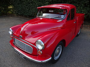 1971 Austin 6 cwt pickup. Concours better then new