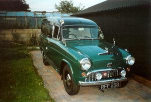 1961 Austin A55 Van
