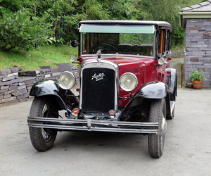1932 Austin 16/6 Burnham Six-Light Saloon For Sale