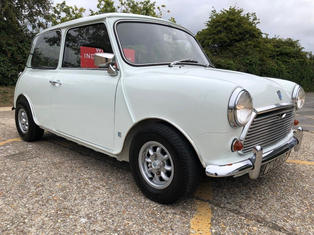 1971 Austin Mini Cooper S. MK3. Stunning example.  For Sale (picture 1 of 6)