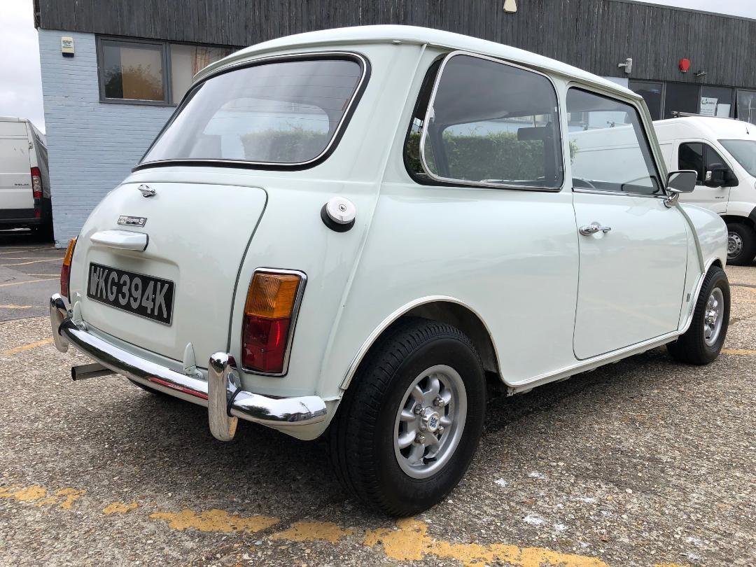 1971 Austin Mini Cooper S. MK3. Stunning example.  For Sale (picture 2 of 6)