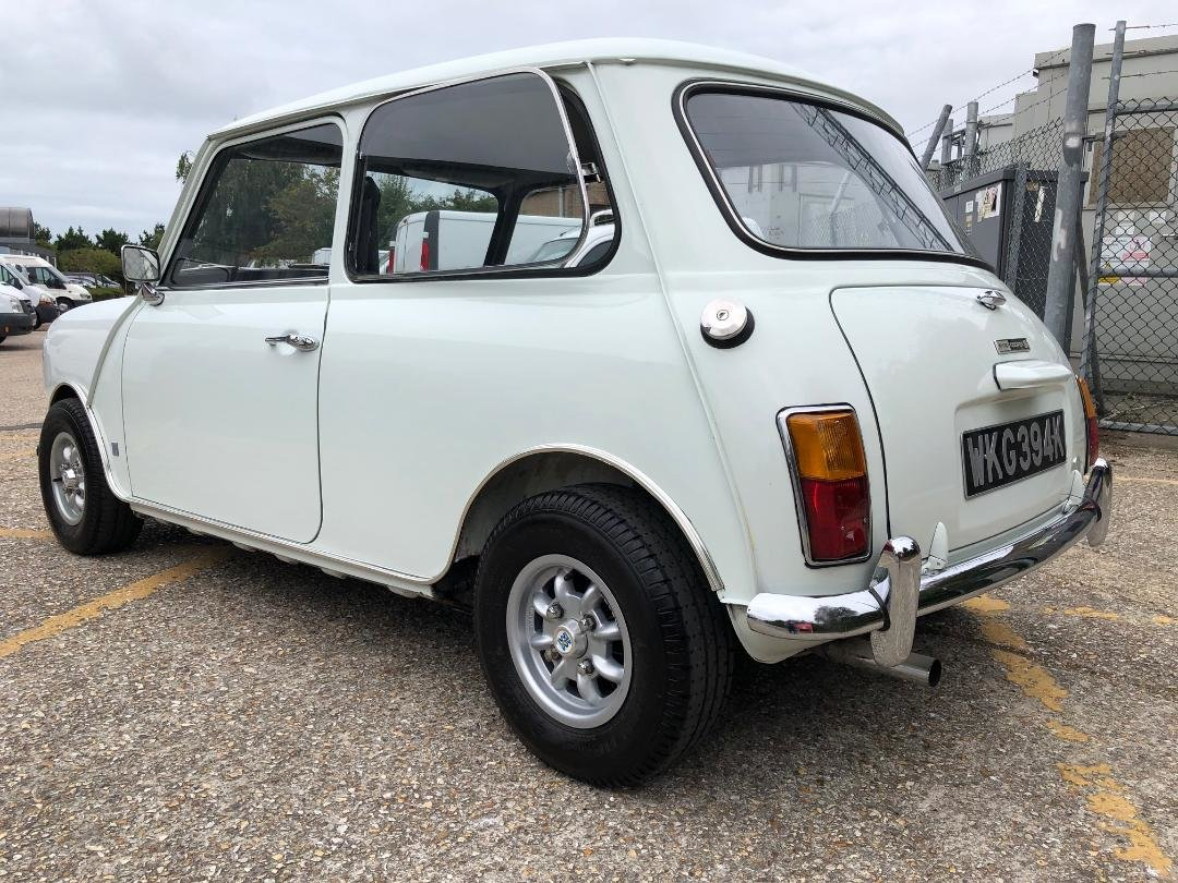 1971 Austin Mini Cooper S. MK3. Stunning example.  For Sale (picture 3 of 6)