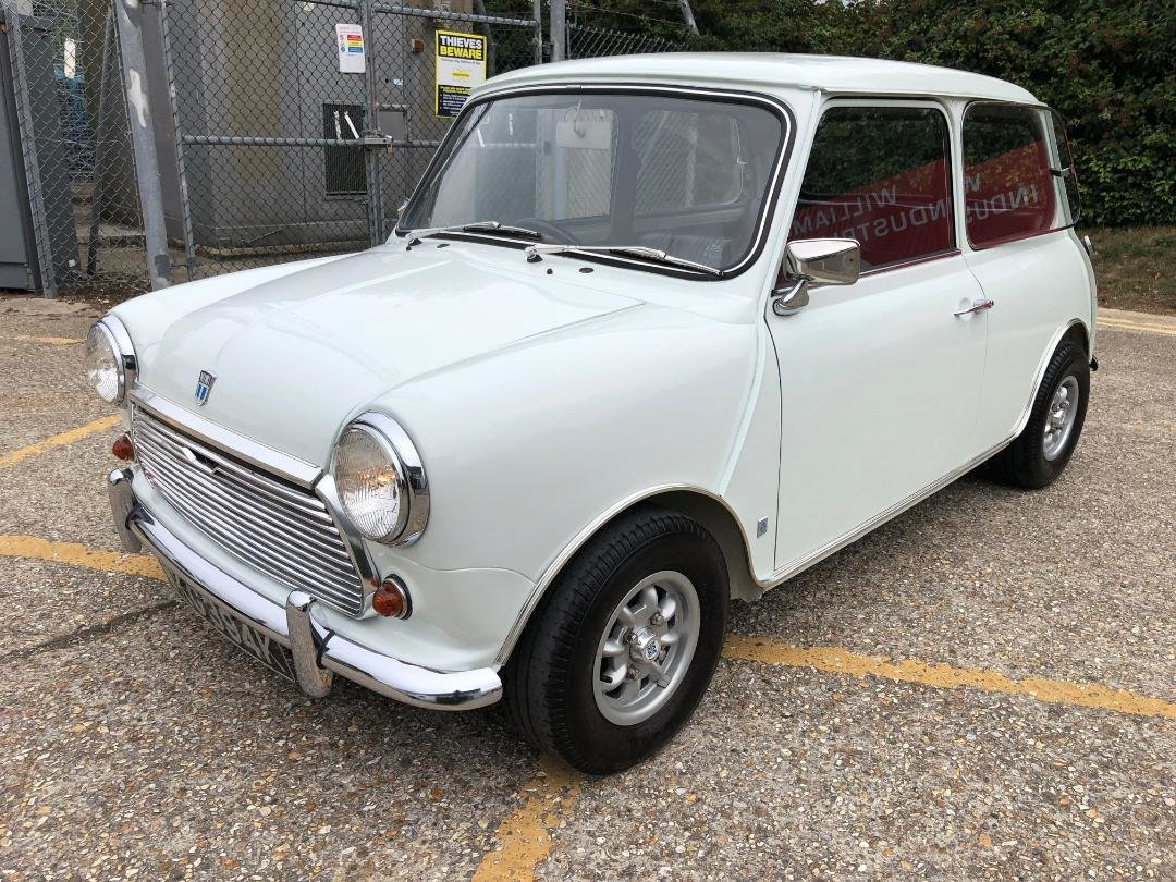 1971 Austin Mini Cooper S. MK3. Stunning example.  For Sale (picture 4 of 6)