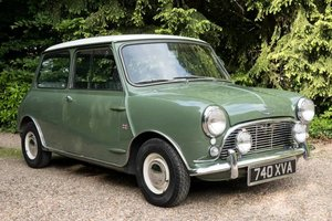 1962 MINI COOPER 997 MK1 For Sale