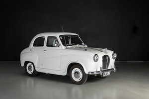 LIVE AUCTION 1954 Austin A30 4-door