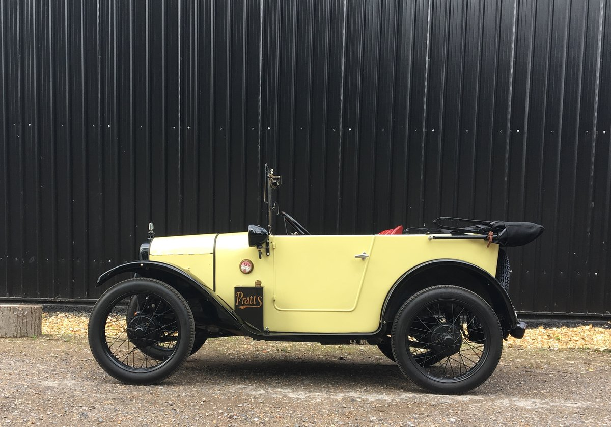 1926 Austin Seven Chummy SOLD (picture 2 of 6)