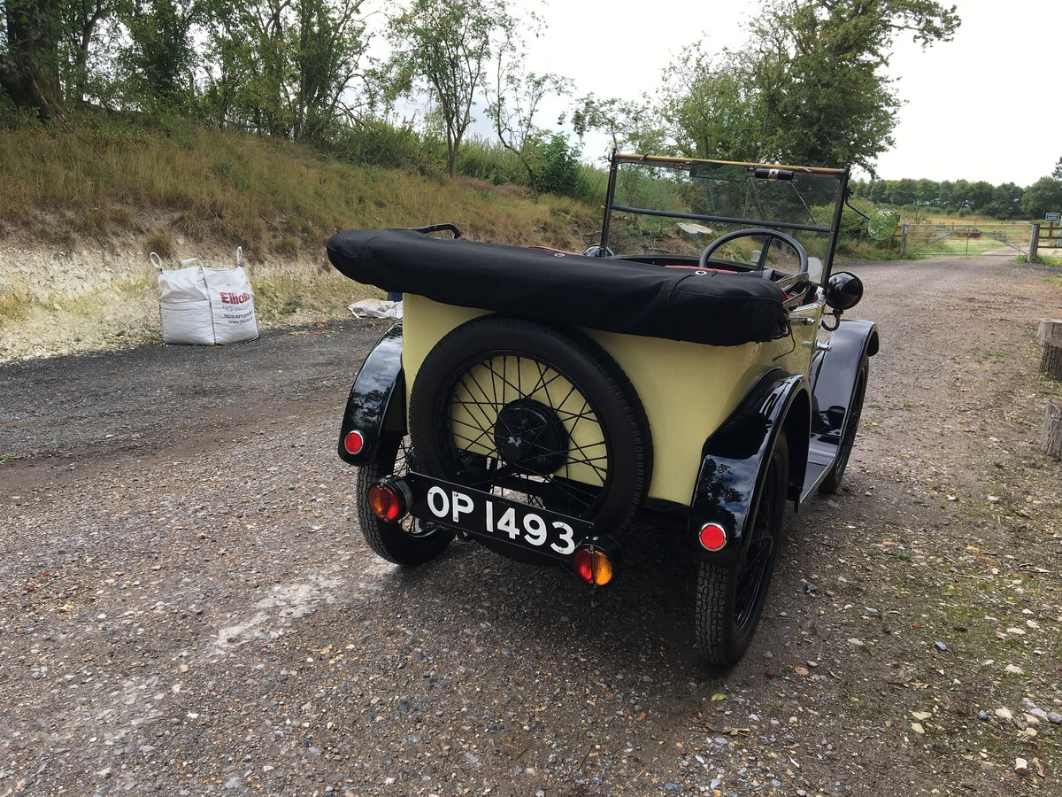 1926 Austin Seven Chummy SOLD (picture 3 of 6)