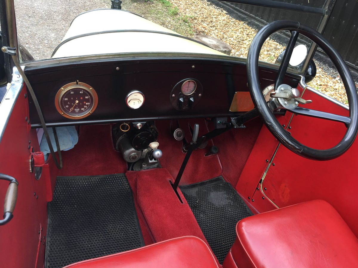1926 Austin Seven Chummy SOLD (picture 4 of 6)