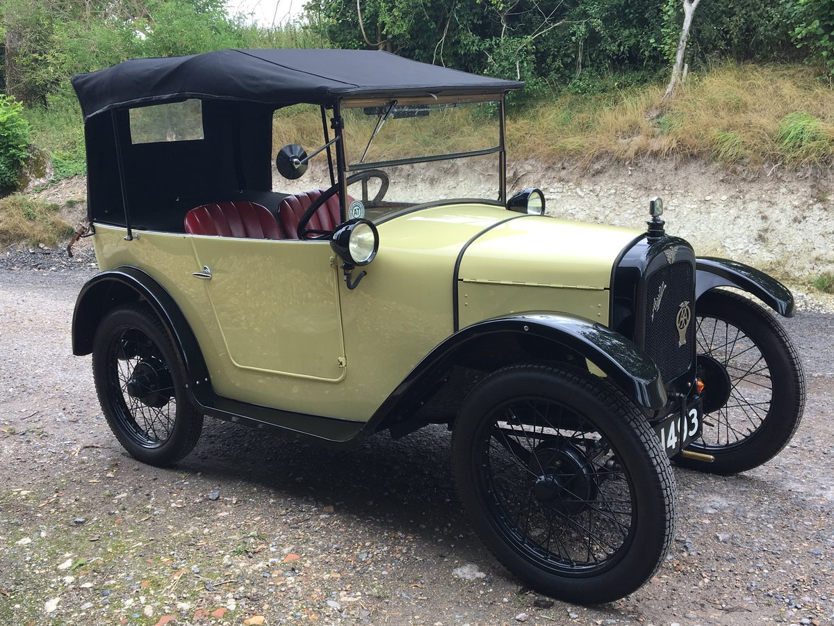 1926 Austin Seven Chummy SOLD (picture 6 of 6)