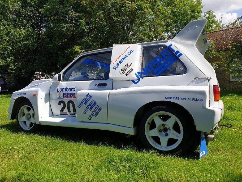 1989 Metro 6R4 Rallysport Evocation at ACA 24th August  For Sale (picture 3 of 5)
