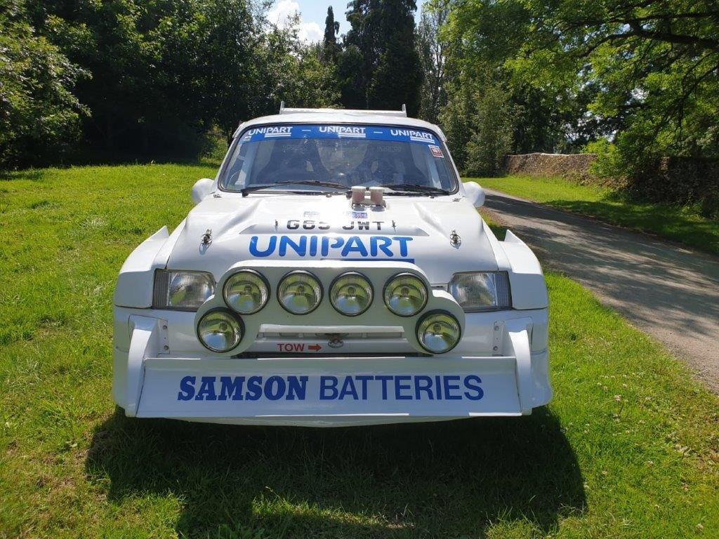 1989 Metro 6R4 Rallysport Evocation at ACA 24th August  For Sale (picture 4 of 5)