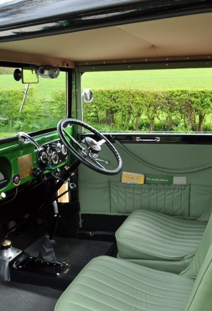 1933 Austin 7 box saloon Lovingly restored  For Sale (picture 5 of 6)