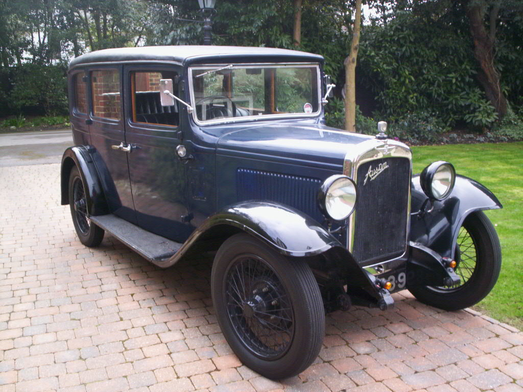 1932 Austin 12/4 Saloon For Sale (picture 2 of 6)
