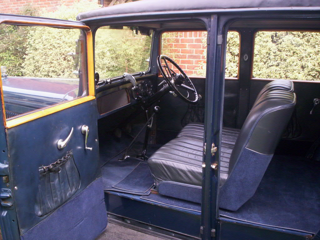 1932 Austin 12/4 Saloon For Sale (picture 3 of 6)
