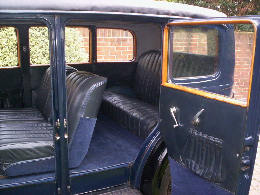 1932 Austin 12/4 Saloon For Sale (picture 4 of 6)