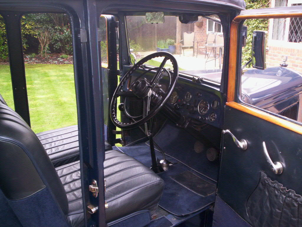 1932 Austin 12/4 Saloon For Sale (picture 5 of 6)