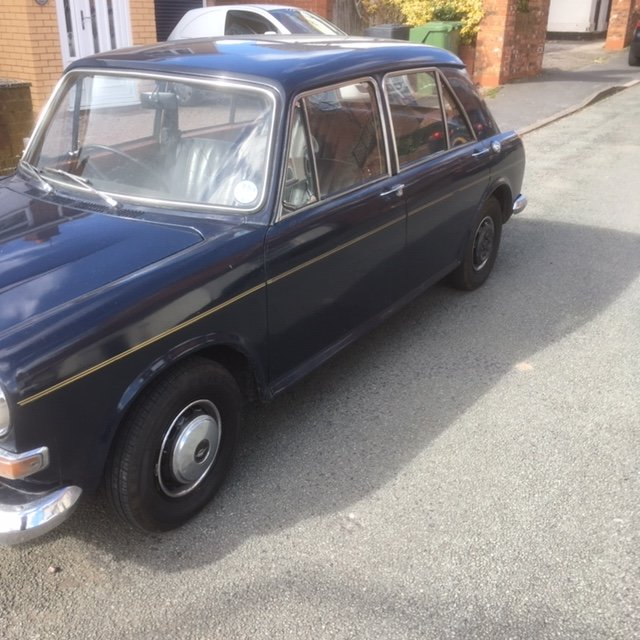 1975 Vanden Plas Lovely very cheap reliable car For Sale (picture 1 of 6)