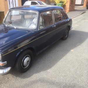 1975 Vanden Plas Lovely very cheap reliable car