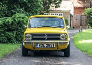 1978 Austin Mini Clubman 1275GT For Sale by Auction
