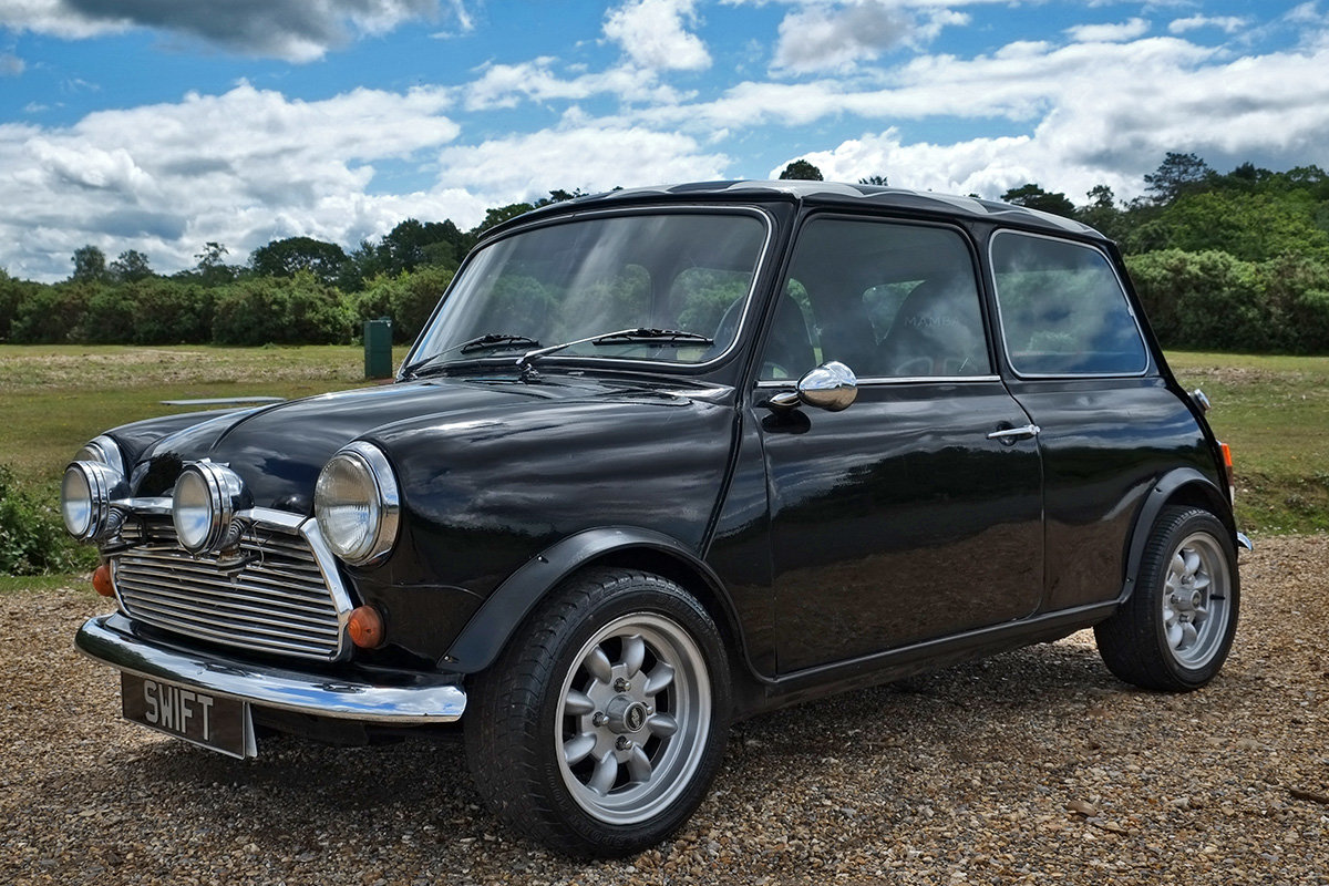 1987 Mini Mayfair MOT 5/2020 80K Restored Classic  For Sale (picture 2 of 6)