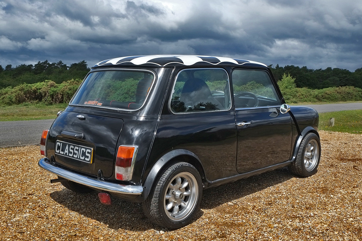 1987 Mini Mayfair MOT 5/2020 80K Restored Classic  For Sale (picture 4 of 6)