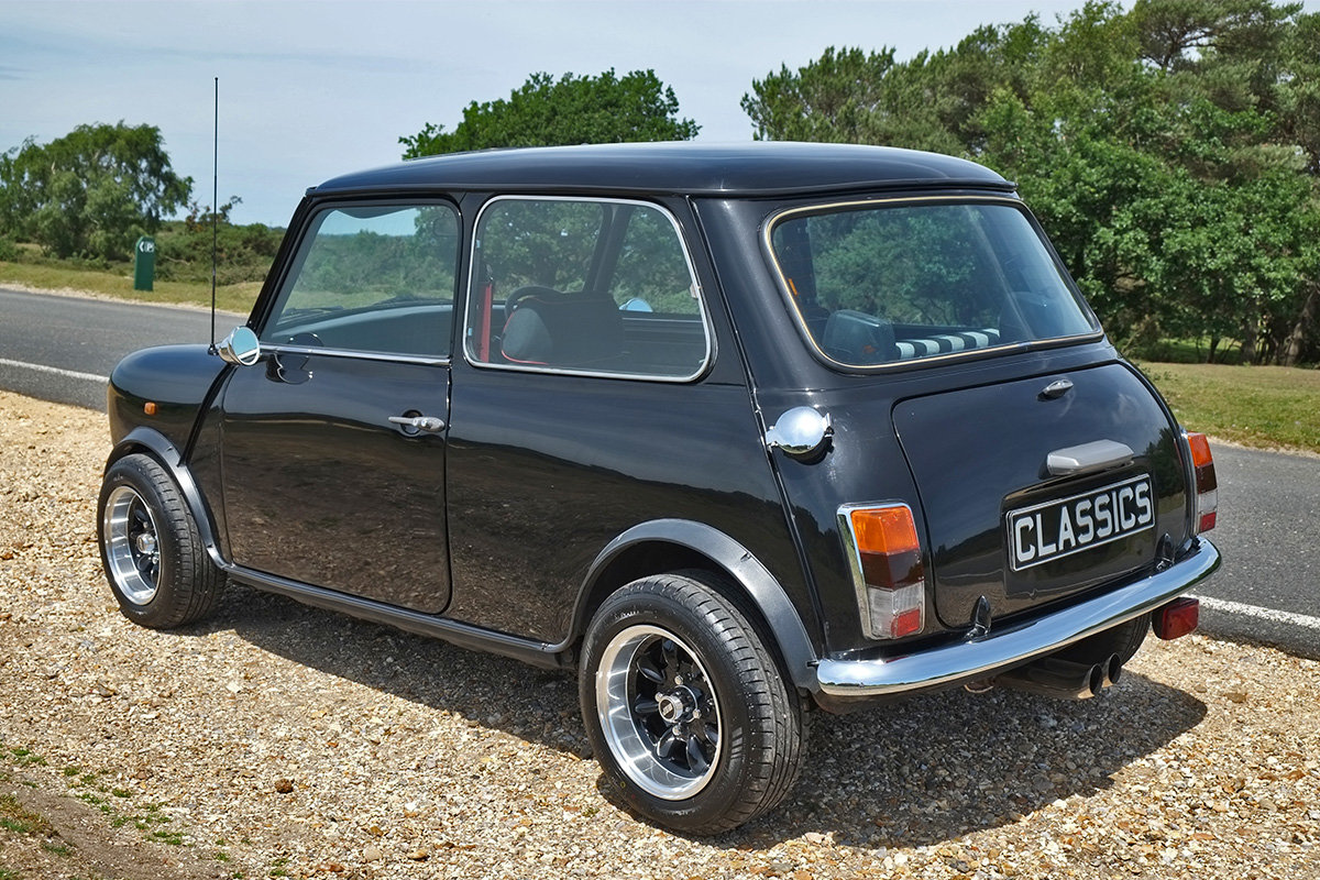 1988 Austin Mini Designer Great condition Classic  SOLD (picture 3 of 6)