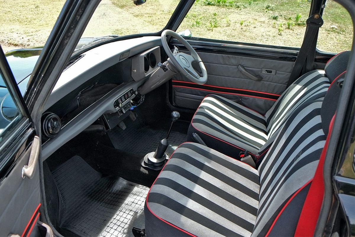 1988 Austin Mini Designer Great condition Classic  SOLD (picture 6 of 6)