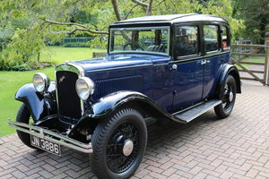 Austin A beautifully restored 85 year old
