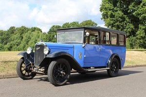 Austin 12/4 Shooting Brake 1932 - To be auctioned 25-10-19 For Sale by Auction