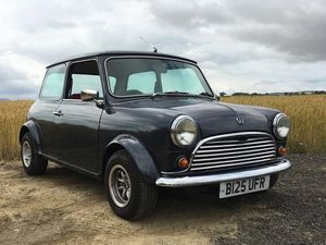 1984 Austin Mini at Morris Leslie Auction 17th August SOLD by Auction