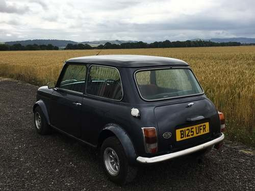 1984 Austin Mini at Morris Leslie Auction 17th August For Sale by Auction (picture 2 of 6)