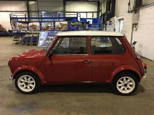 1989 Austin Mini Racing Flame at Morris Leslie Auction 17th Aug For Sale by Auction (picture 2 of 6)
