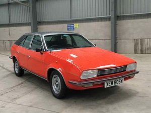 1981 Austin Princess HLS Auto at Morris Leslie Auction 17th Aug SOLD by Auction
