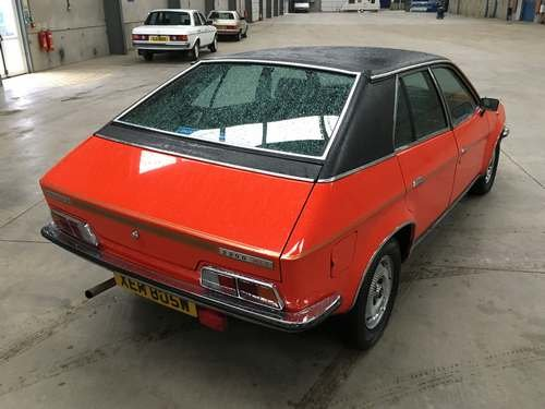 1981 Austin Princess HLS Auto at Morris Leslie Auction 17th Aug SOLD by Auction (picture 3 of 6)