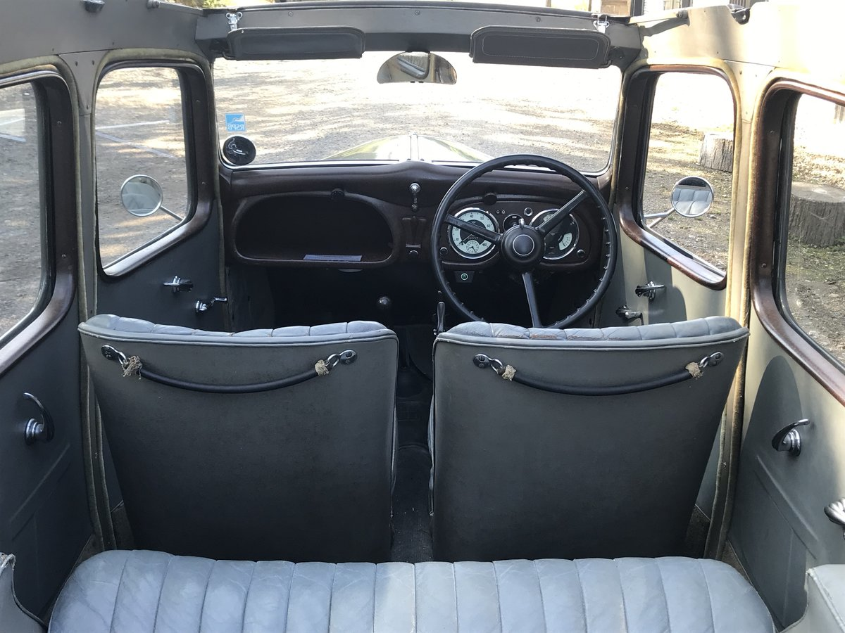 1938 Austin Ten Conway Cabriolet For Sale (picture 2 of 6)