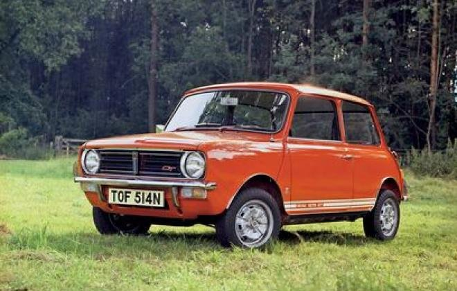 1978 Leyland Mini 1275GT For Sale (picture 1 of 1)