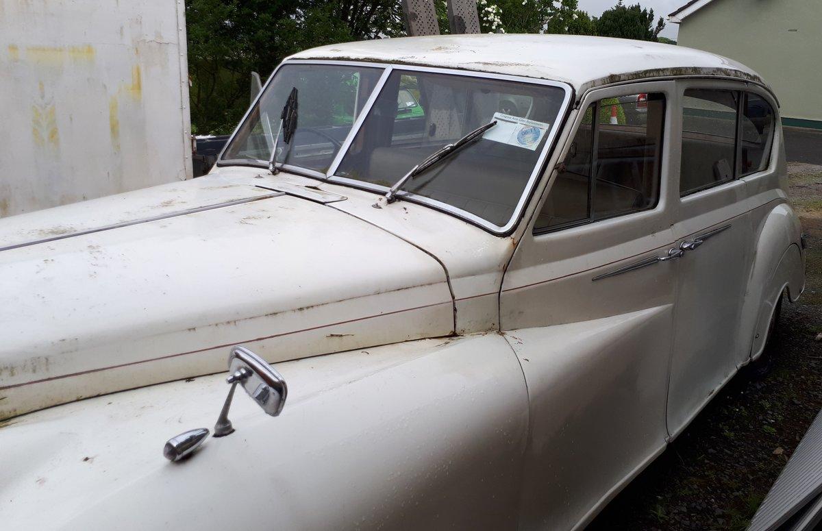 1965 Austin Vanden Plas Princess SOLD (picture 2 of 6)