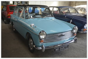 1968 Austin A40 for sale SOLD