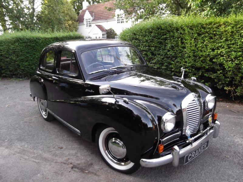 1954 Austin A40 somerset SOLD (picture 1 of 6)