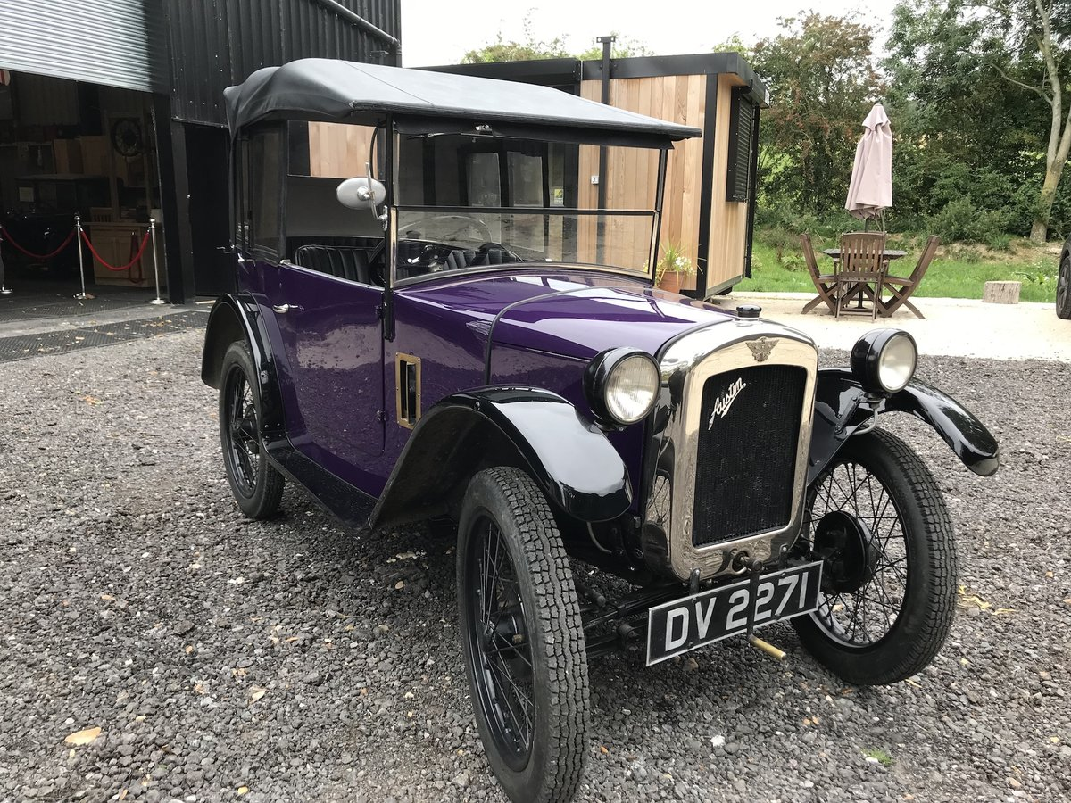 1929 Austin 7 'AD' Chummy  For Sale (picture 1 of 6)