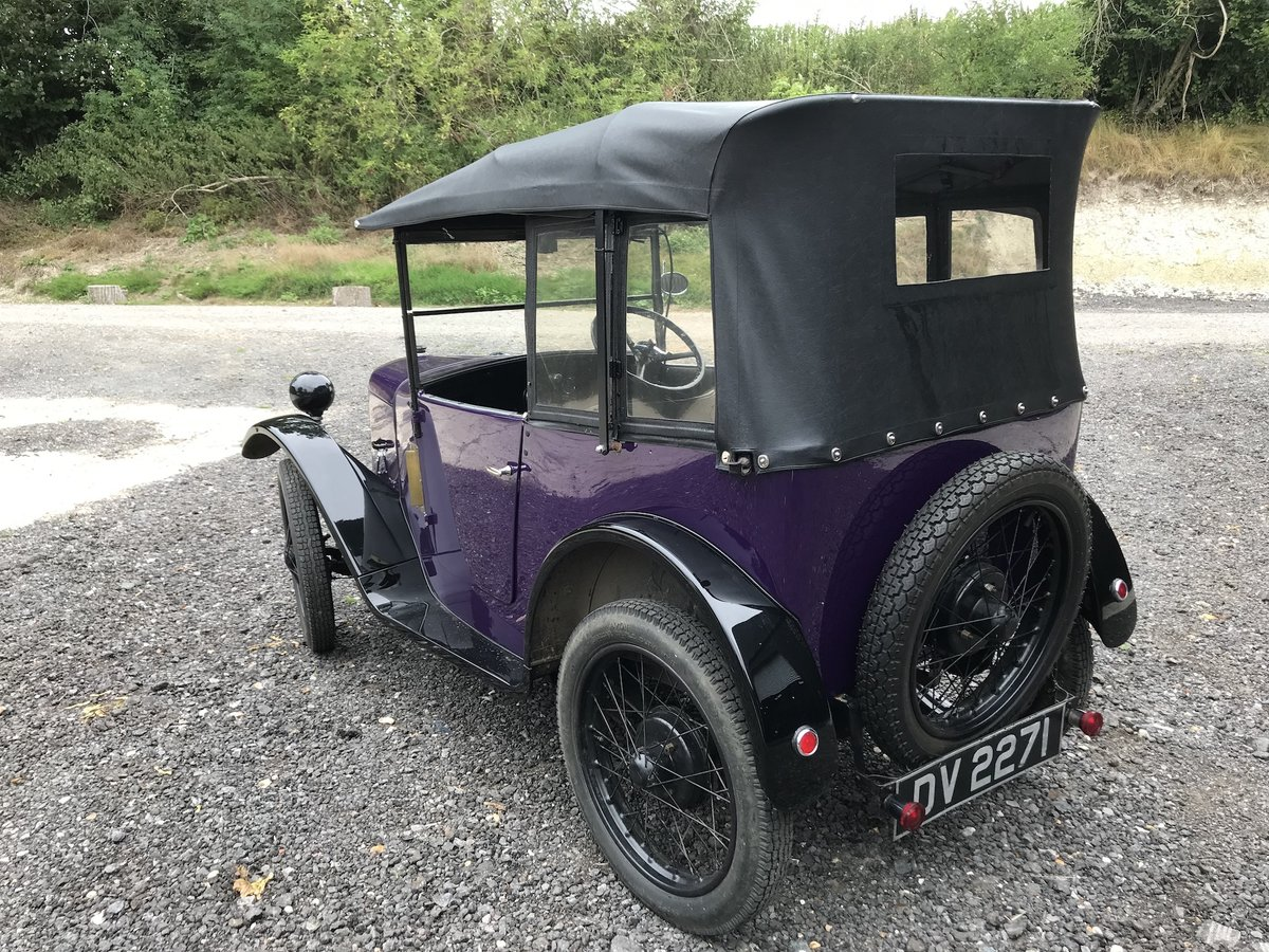 1929 Austin 7 'AD' Chummy  For Sale (picture 2 of 6)
