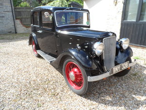 Austin 10 Sherbourne 1936 For Sale