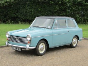 1962 Austin A40 Farina MKII at ACA 24th August  For Sale