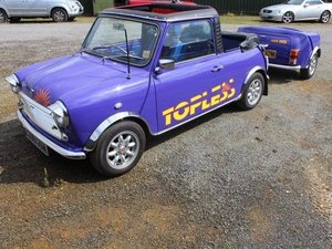 1988 Austin Mini Mayfair Convertible at ACA 24th August  For Sale