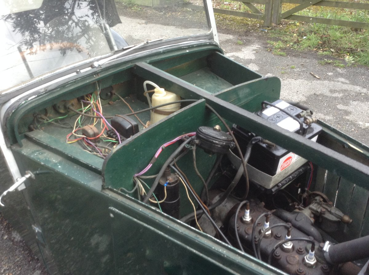 Austin 7 henry For Sale (picture 4 of 6)