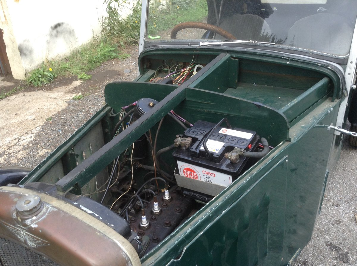 Austin 7 henry For Sale (picture 5 of 6)