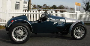 1936 AUSTIN SEVEN FORMULA 750 RACING CAR  For Sale by Auction