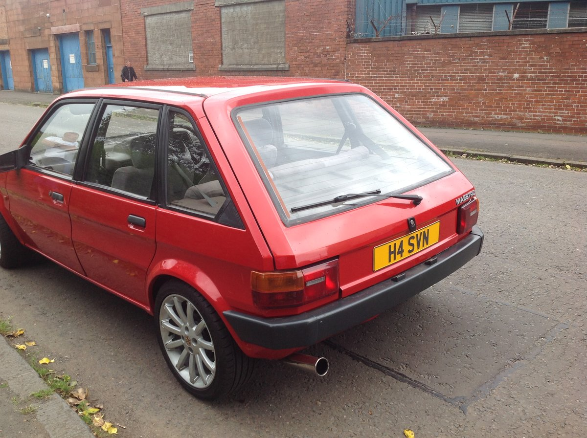 1999 Stunning Austin Maestro 1.3 Petrol For Sale (picture 1 of 6)